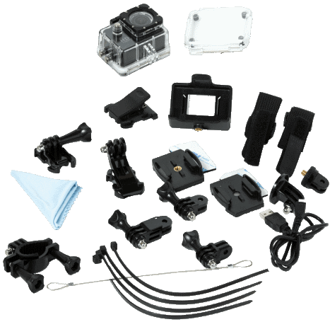 XS SJ4000 Action Camera Accessories