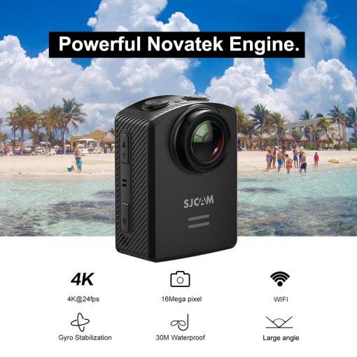 SJCAM M20 Black Action Camera Canada