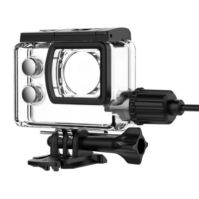 SJ7 Star Motorcycle ATV Waterproof Case Charging