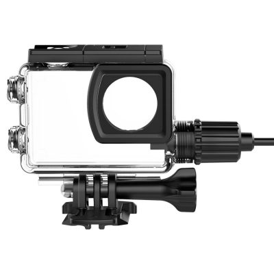 SJ6 Legend Motorcycle ATV Waterproof Case Charging