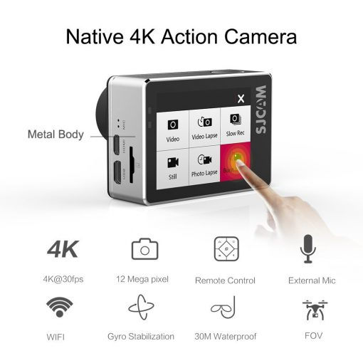 SJCAM Canada SJ7 Star Action Camera 4k